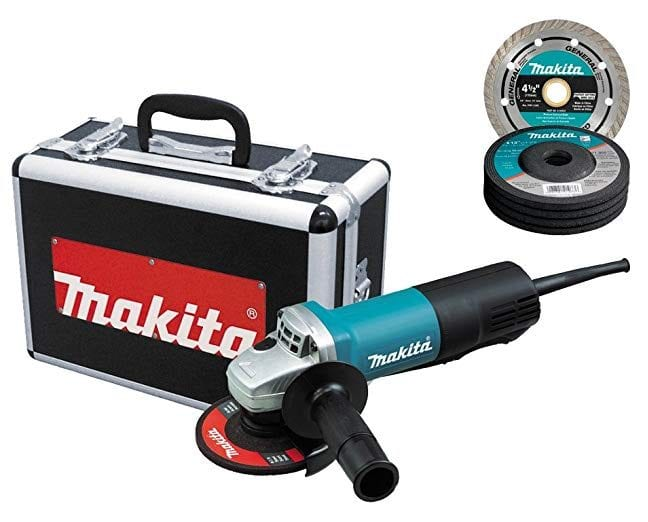 Makita-9557PBX1-4-1/2-Inch-Angle-Grinder-with-Aluminum-Case