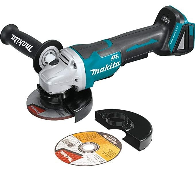 Makita-XAG06Z-18V-LXT-Lithium-Ion-Brushless-Cordless-4-1/2″-Paddle-Switch-Cut-Off
