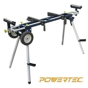 POWERTEC-MT4000 Deluxe-Miter-Saw-Stand