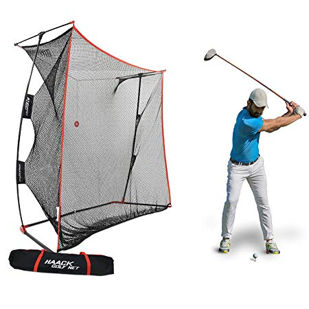 Rukket 9x7x3ft Haack Golf Net
