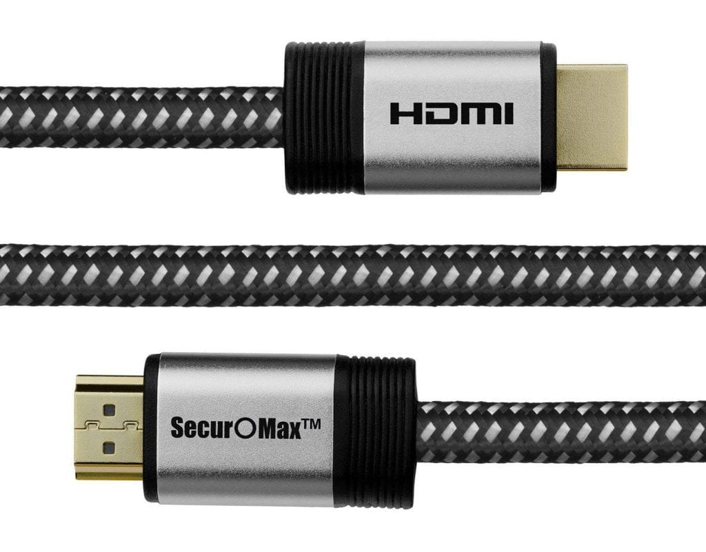 SecurOMax HDMI Cable 6 Feet