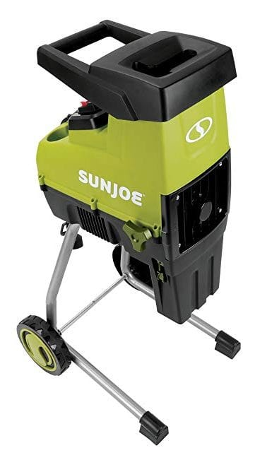 Sun Joe CJ603E 1.7-Inch Cutting Diameter Electric Wood Chipper