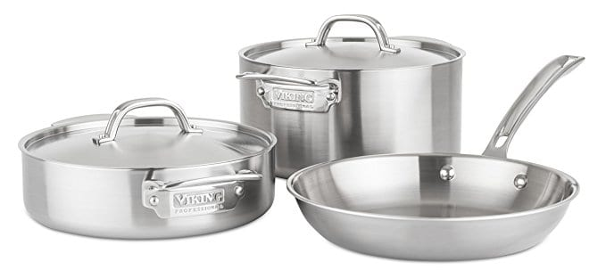 Viking-Culinary-Professional-Stainless-Cookware
