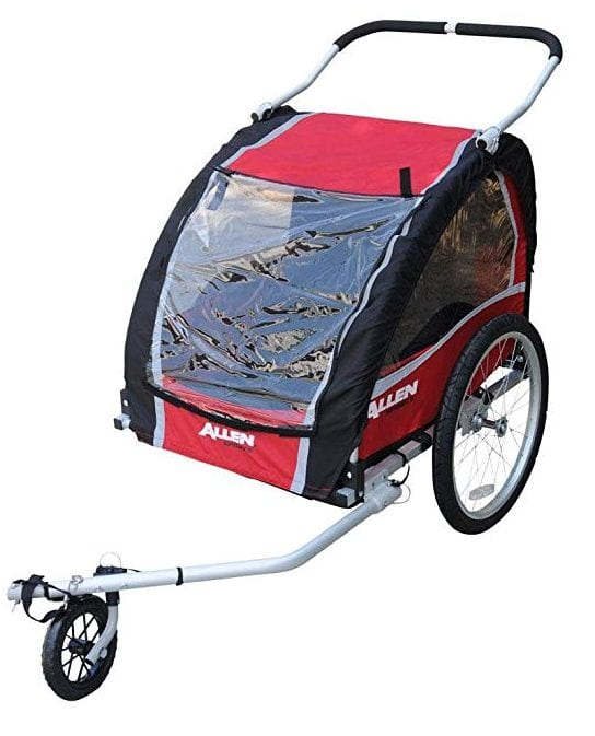 Allen Sports 2-Child Bicycle Trailer