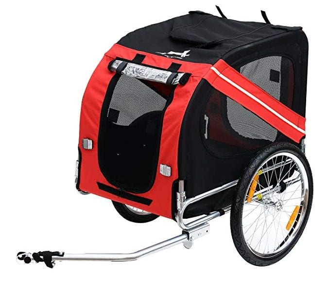 Aosom Kids Bike Trailer