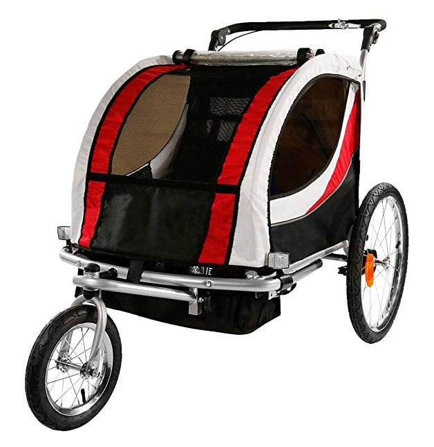 Clevr Kids Bike Trailer