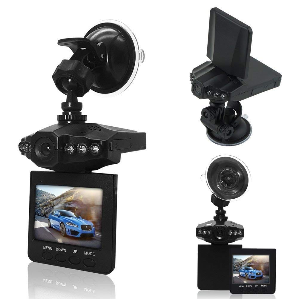 Dashboard-Recorder-Rotatable-Camcorder-Recording-No