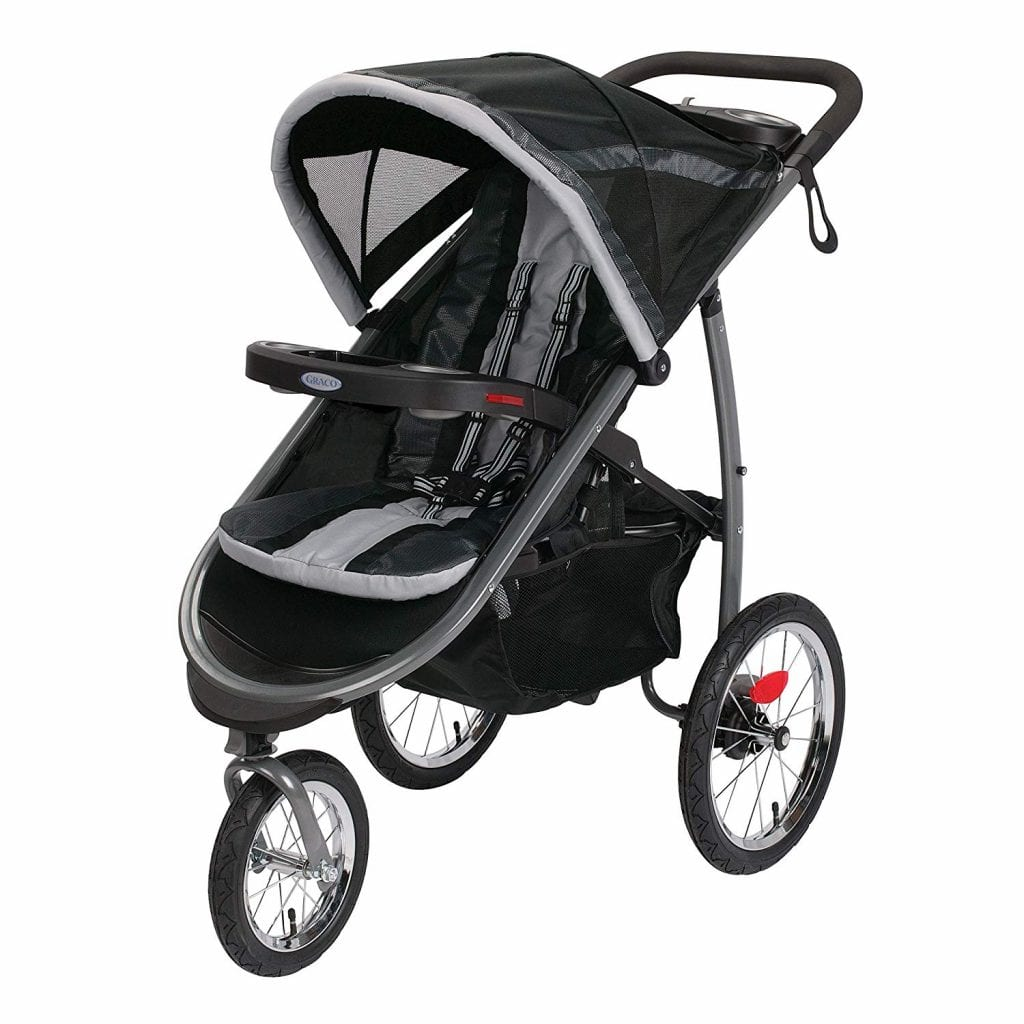 Graco Fastaction Fold Baby Stroller