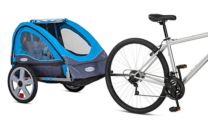 Instep 2 kids Child Bicycle Trailer