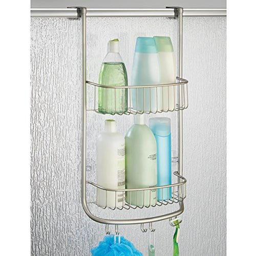 InterDesign Bathroom Storage Shelve Shower Caddy
