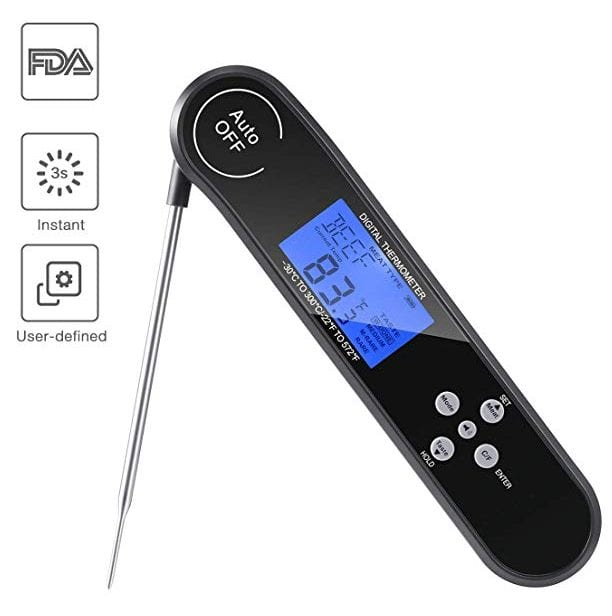 MIUO Digital meat thermometer