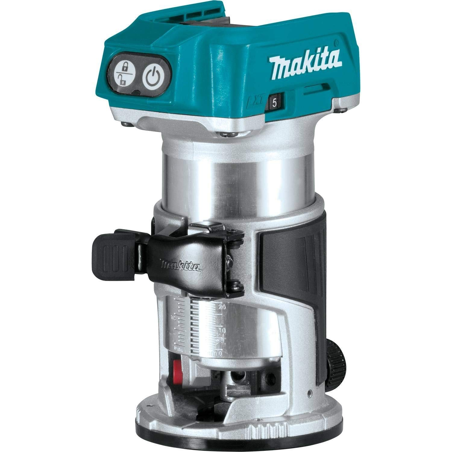 Makita XTR01Z18LXT Lithium-Ion BrushlessCordless Compact Router