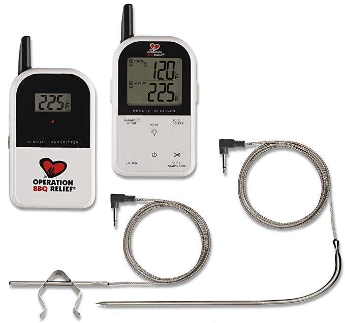 Maverick Special Edition Operation BBQ Thermometer