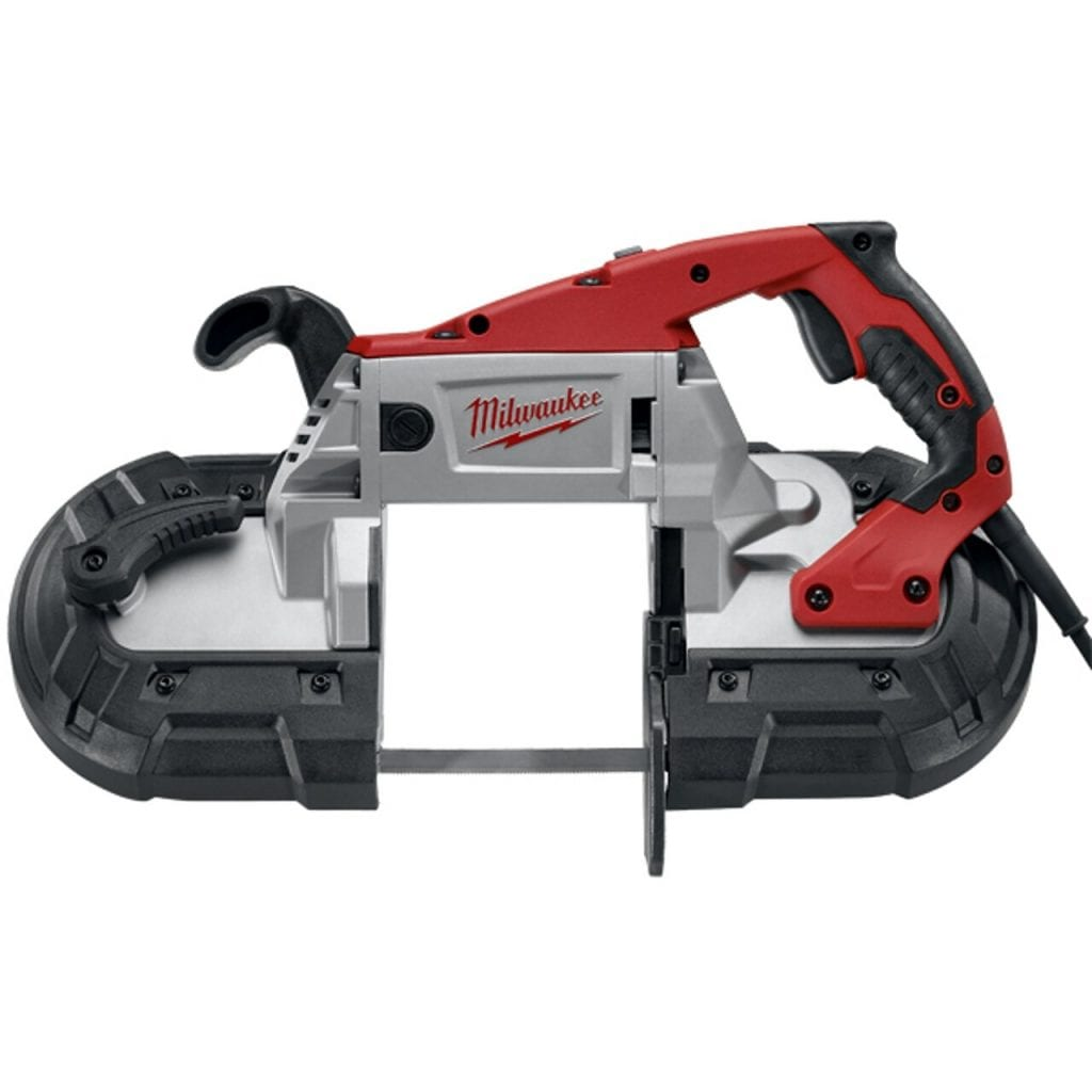 Milwaukee 6238 AC/DC Deep Cut Portable Two-Speed Band Saw