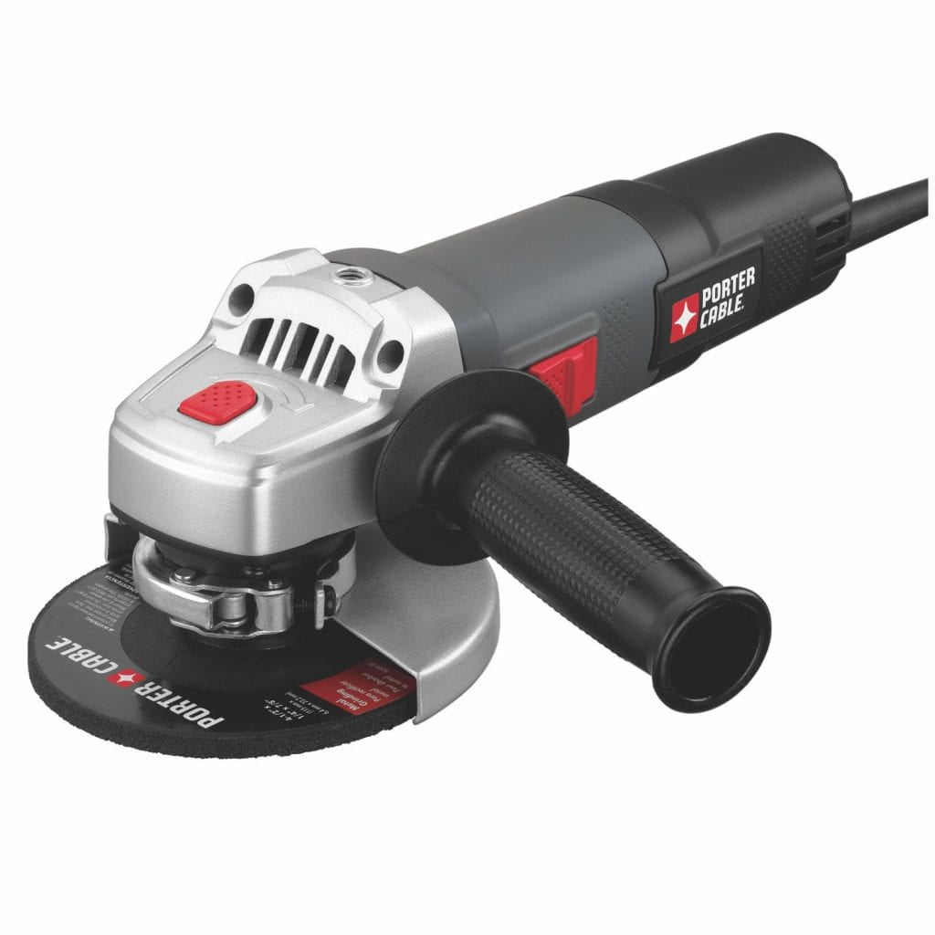 PORTER-CABLE PC60TAG 6.0-Amp 4-1/2-Inch Angle Grinder