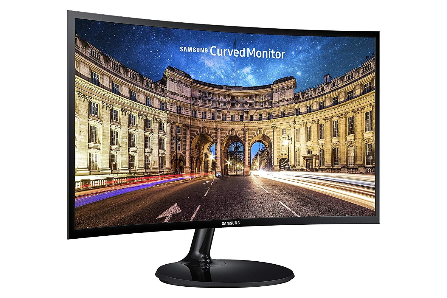 Samsung IT LC24F390FHNXZA Curved Gaming Monitor