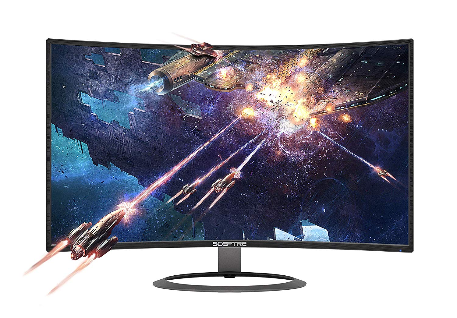 Sceptre C278W Curved Monitor