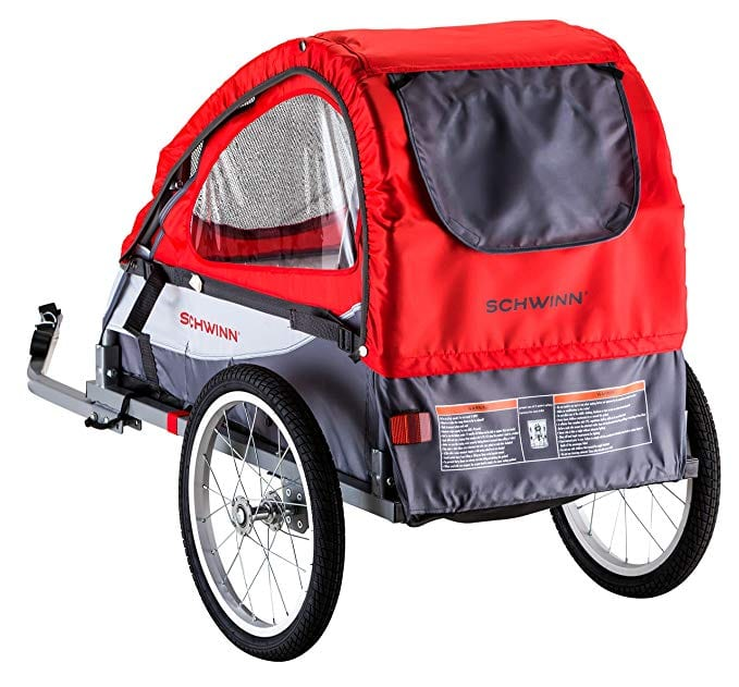 Schwinn Single Bike Trailer