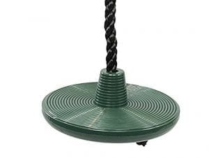 Squirrel Products Disc Tree Swing with 1-Inch Rope