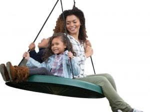 Super Duper Spinner 65-lbs 40-Inch Tree Swing