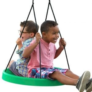 Super Spinner 27-Inch Solid Seat Tree Swing
