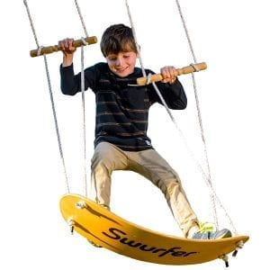 Swurfer Skateboard Design Original Tree Swing