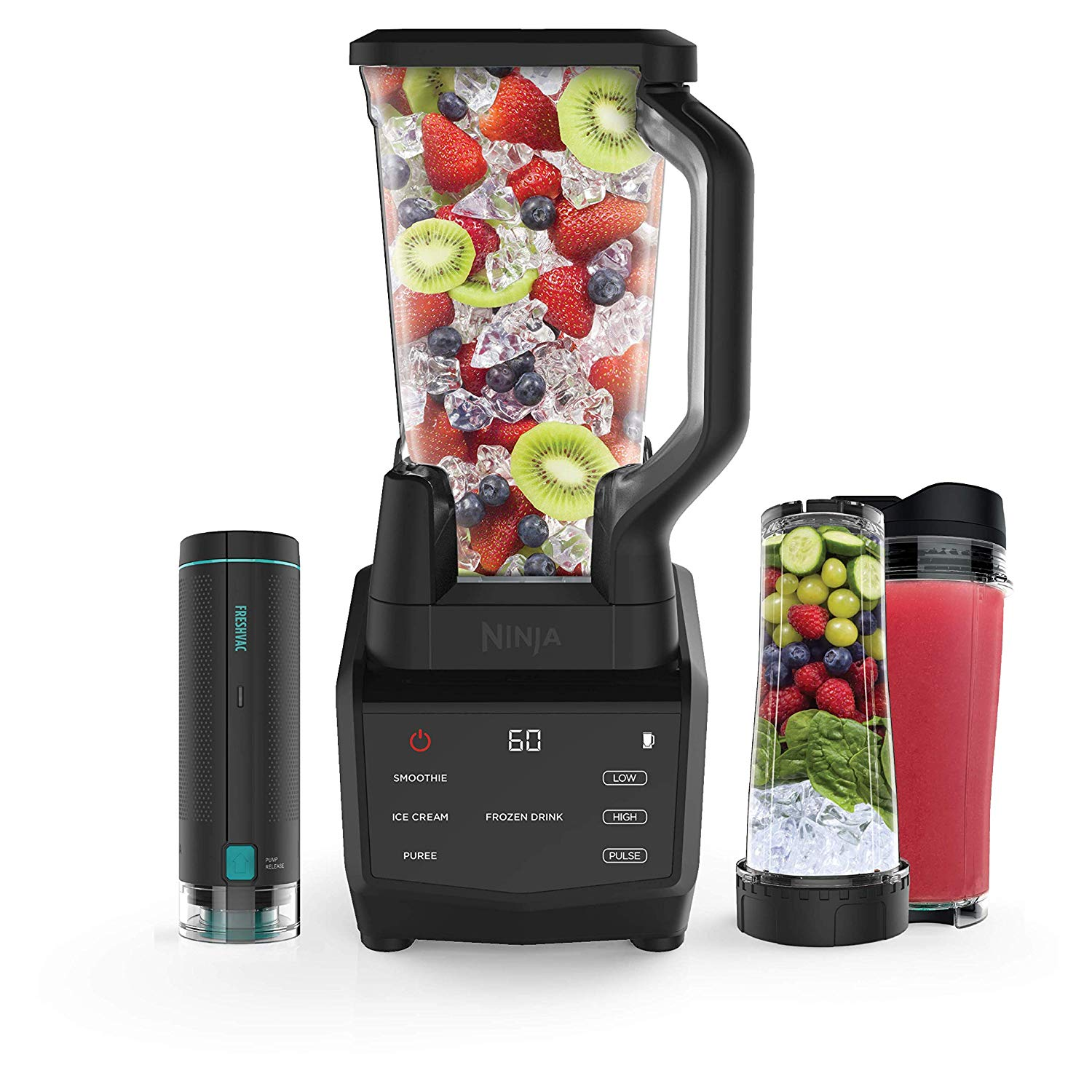 The Ninja Smart Screen Blender DUO