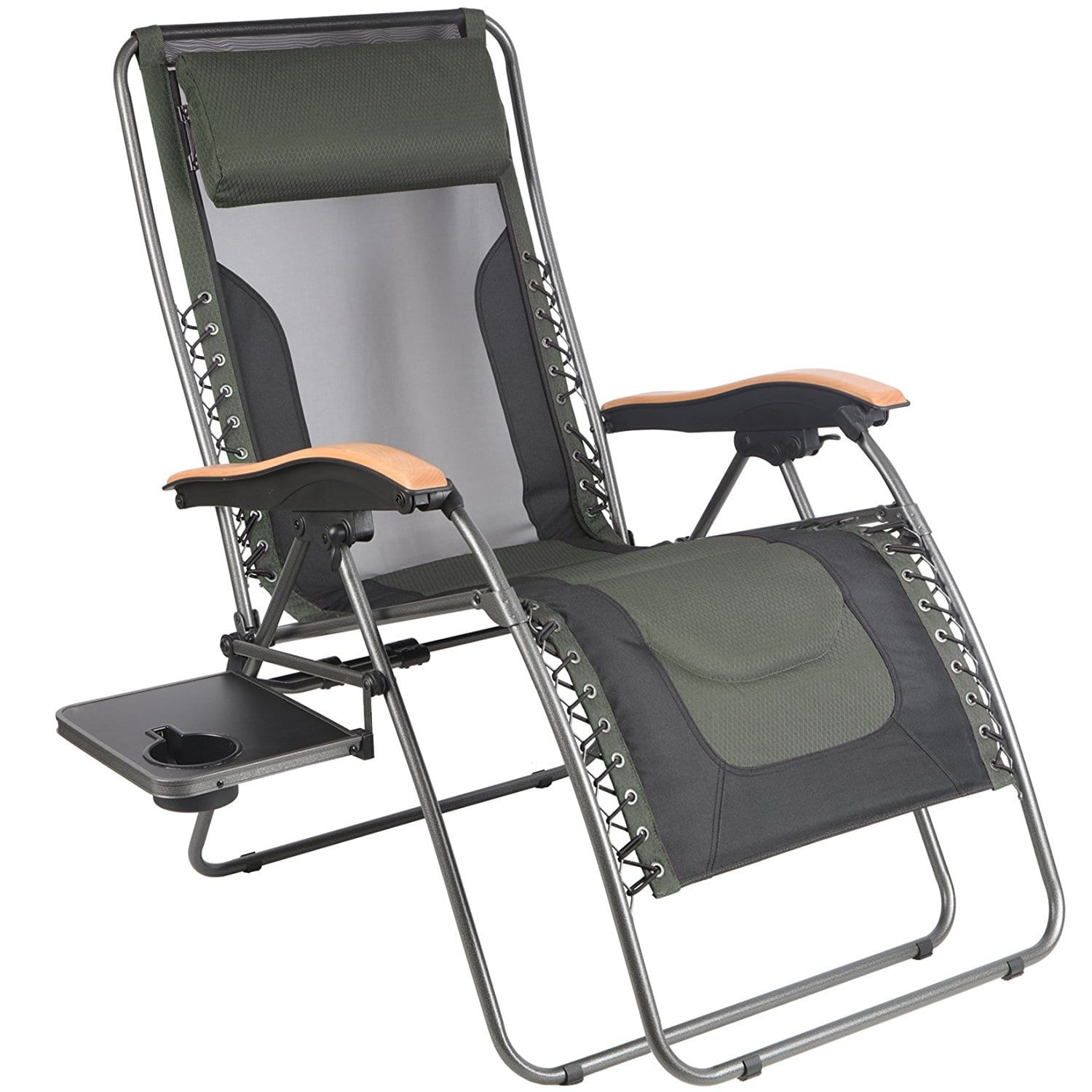 The PORTAL Oversized Mesh Back Zero Gravity Recliner Chair
