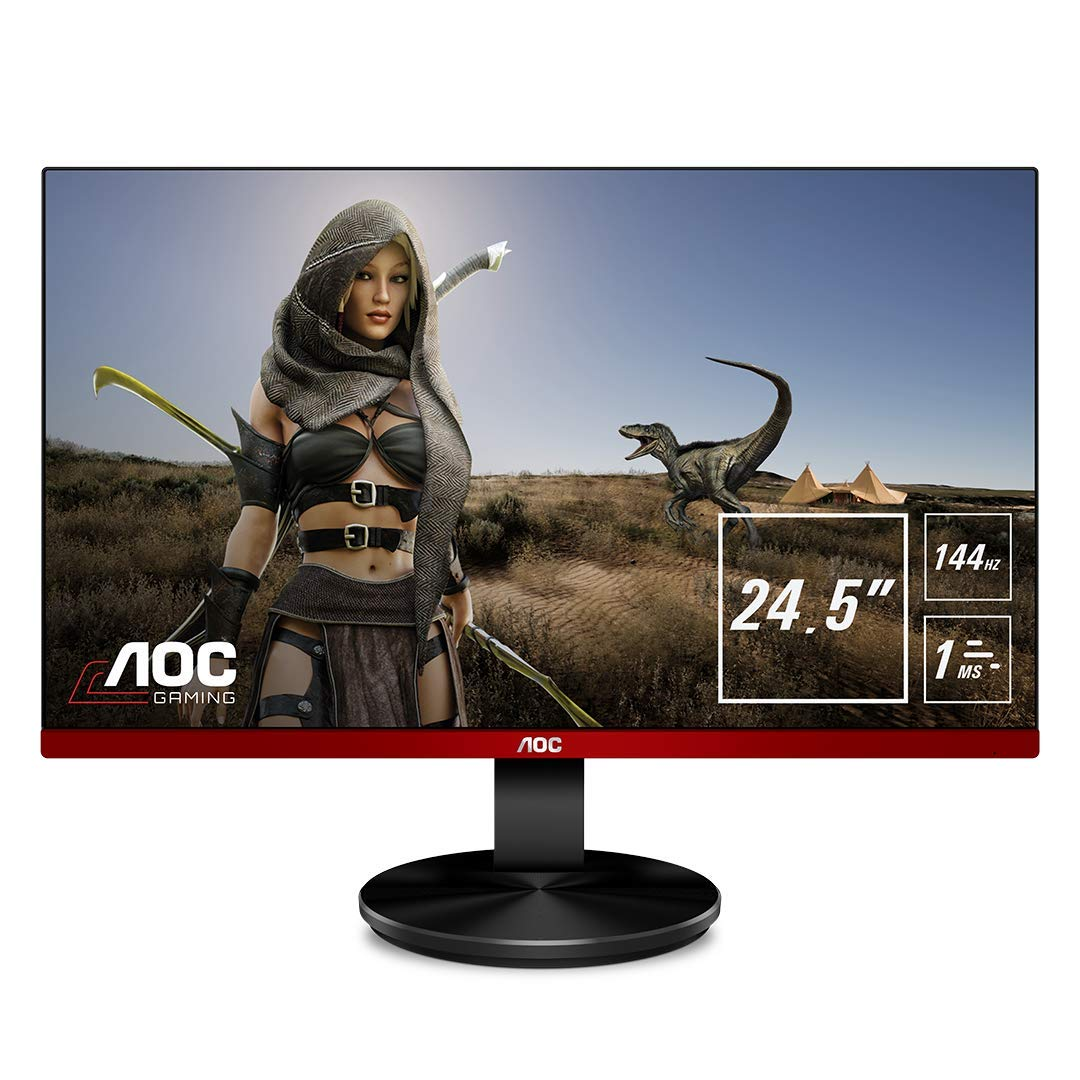 AOC G2590FX 24.5 Frameless Gaming Monitor