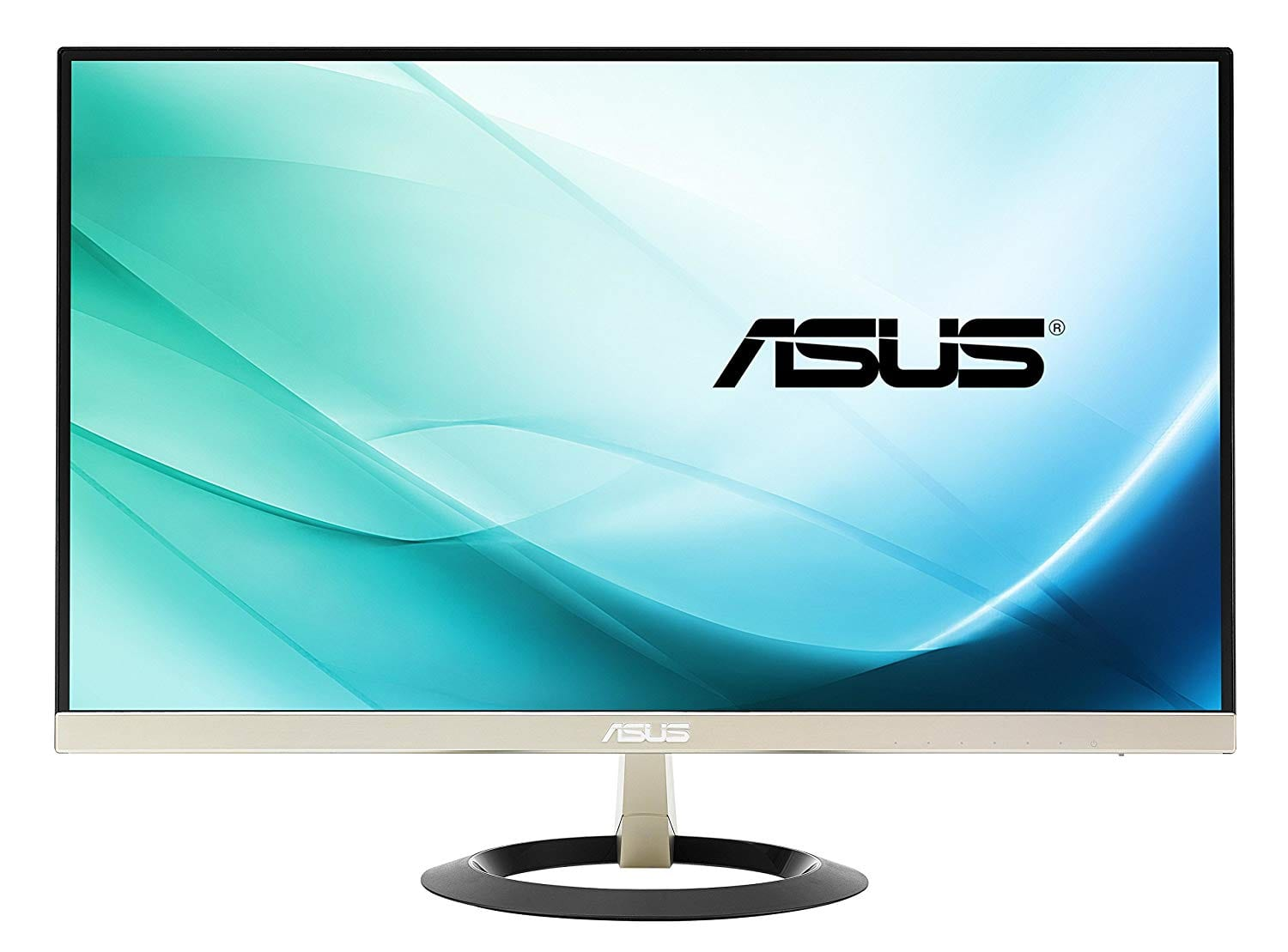 ASUS Frameless Gold 21.5 Monitor