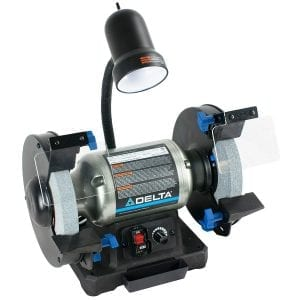 Delta Power Tools 8-Inch Variable Speed Bench Grinder
