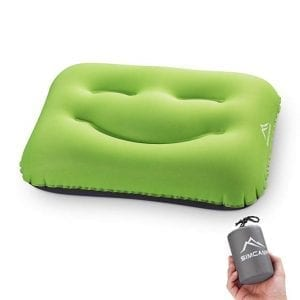 SIMCAMP Ultralight Inflatable Travel Camping Pillow