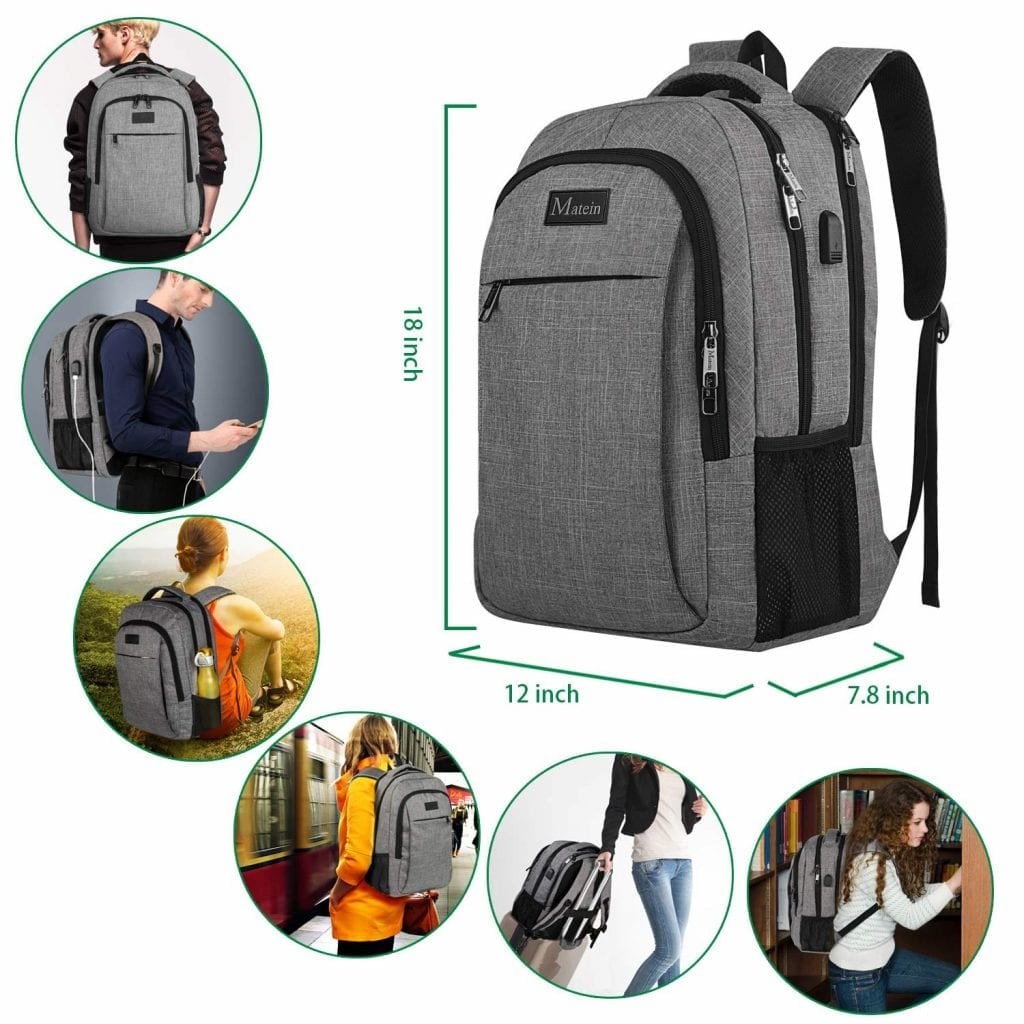 Travel Business Laptop Backpack