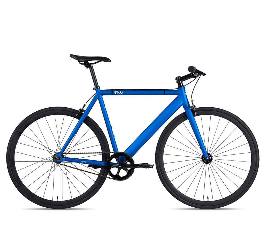 6KU Aluminum Single-Speed Urban Road Bike