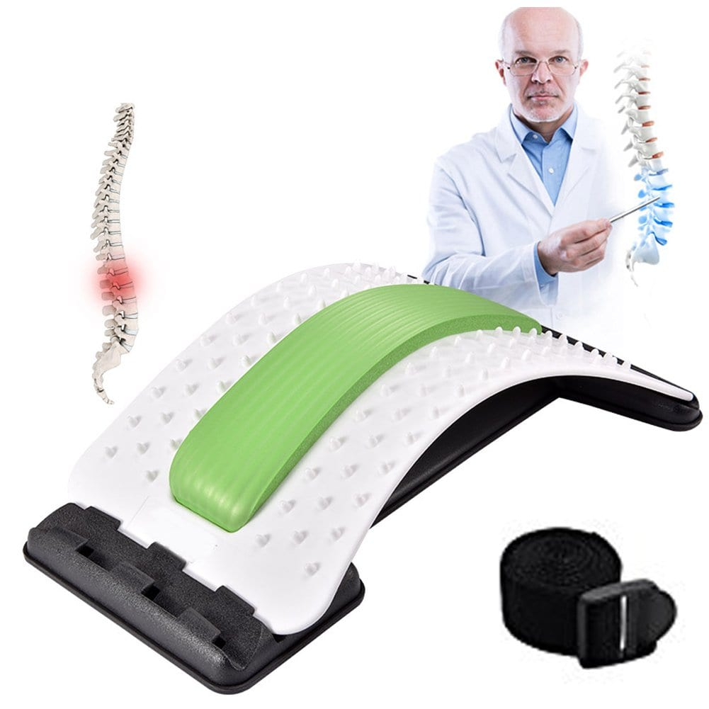 Back Stretcher Lower &Upper Back Pain Relief