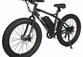 ECOTRIC Fat Tire Electric Mountain Bike