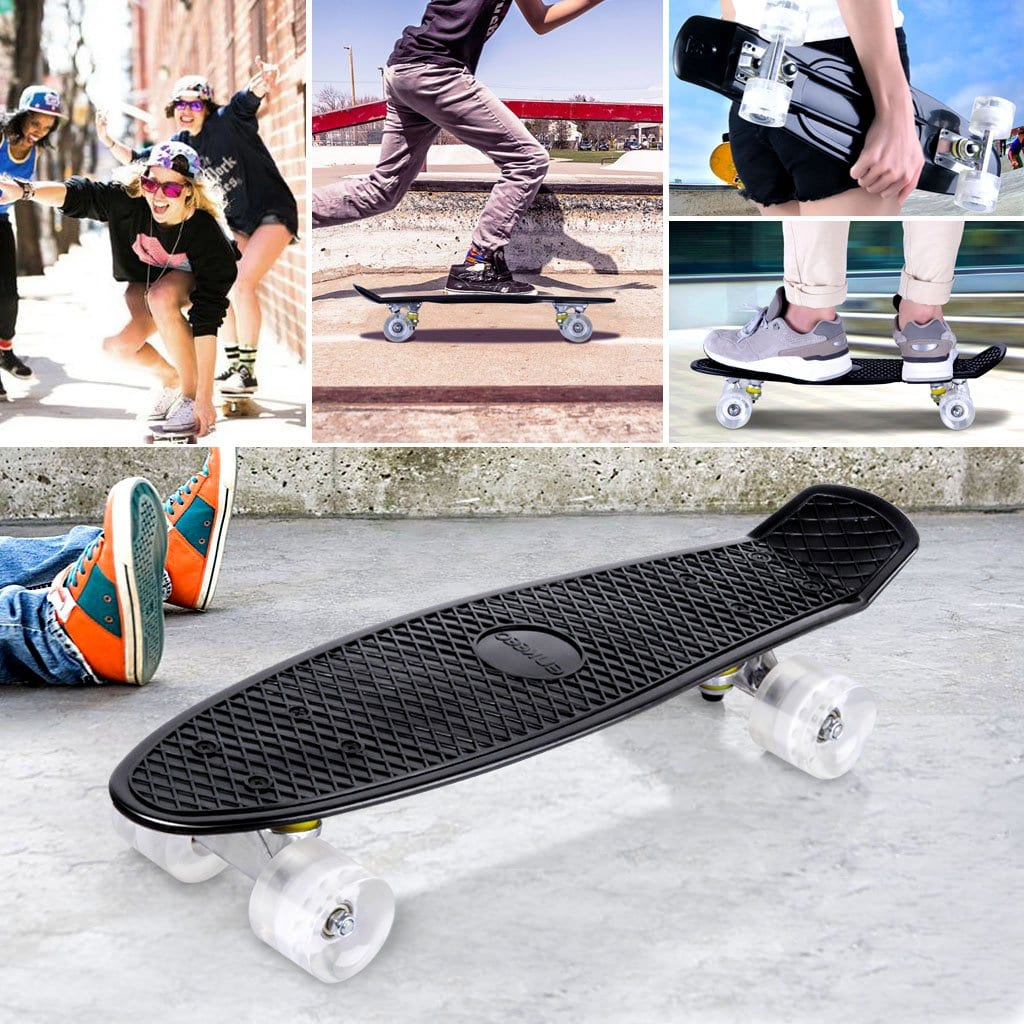 Top 10 Best Skateboards for Adults in 2019 - Reviews and