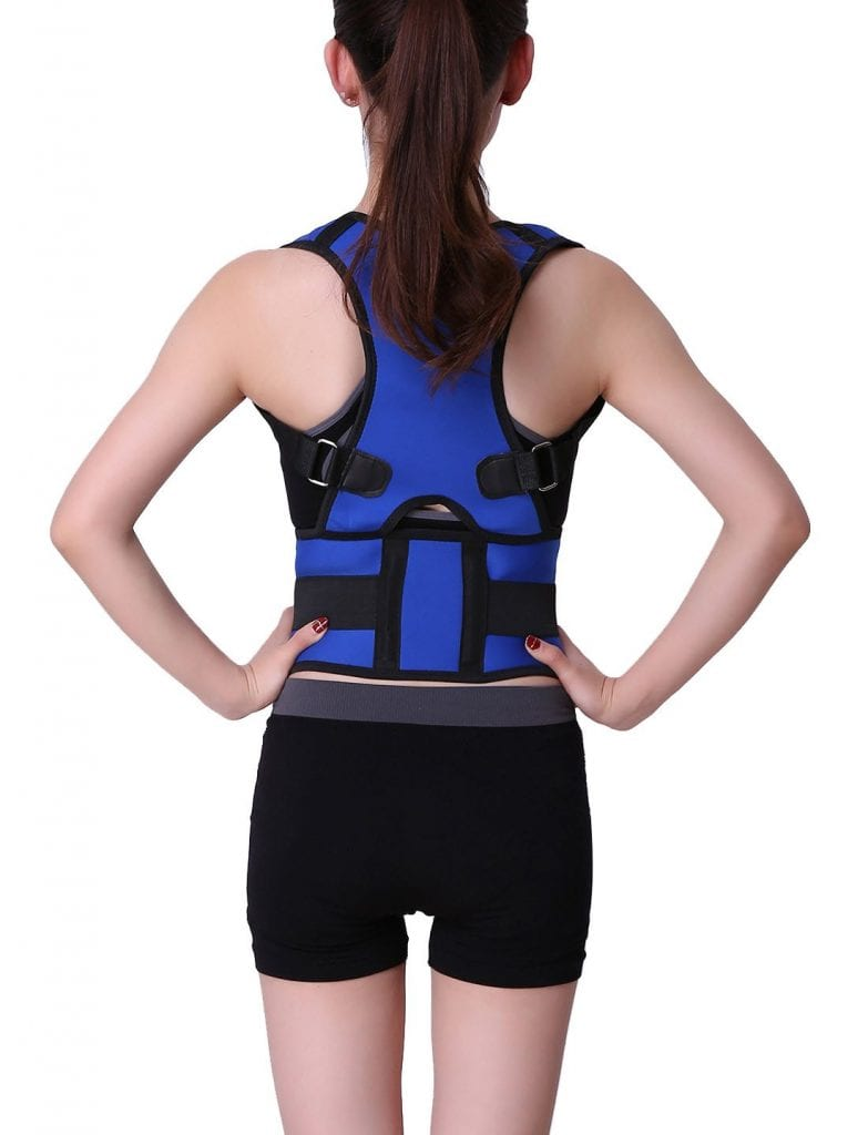 FEOYA Adjustable Posture Corrector