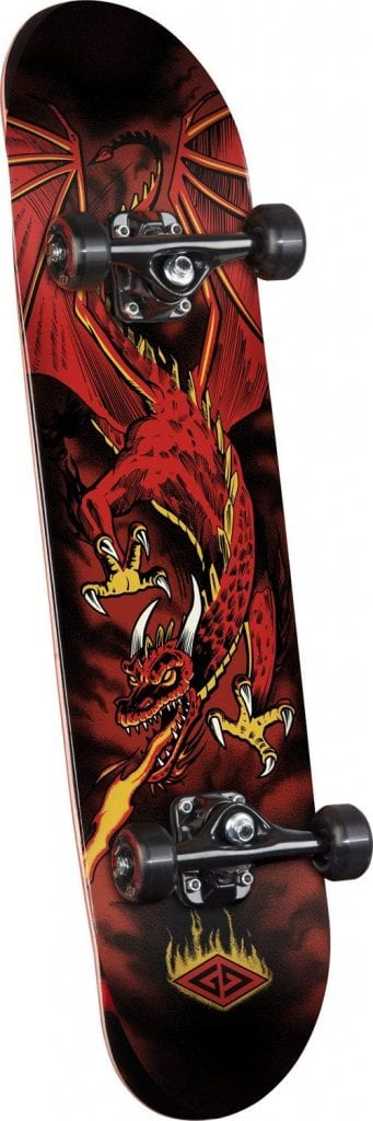 Flying Dragon Complete Skateboard
