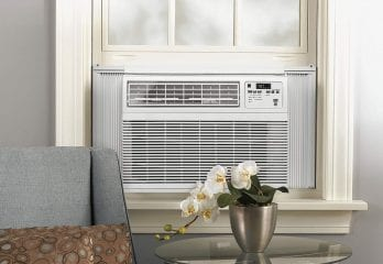 GE 20-Inch Window Air Conditioner, AHM12AW