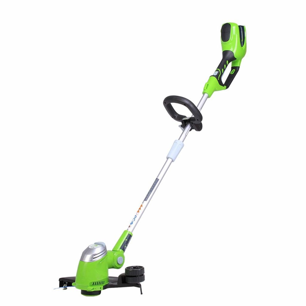 Greenworks 40V Cordless String Electric Grass Trimmer