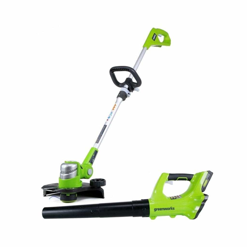 Greenworks Cordless 24V String Trimmer