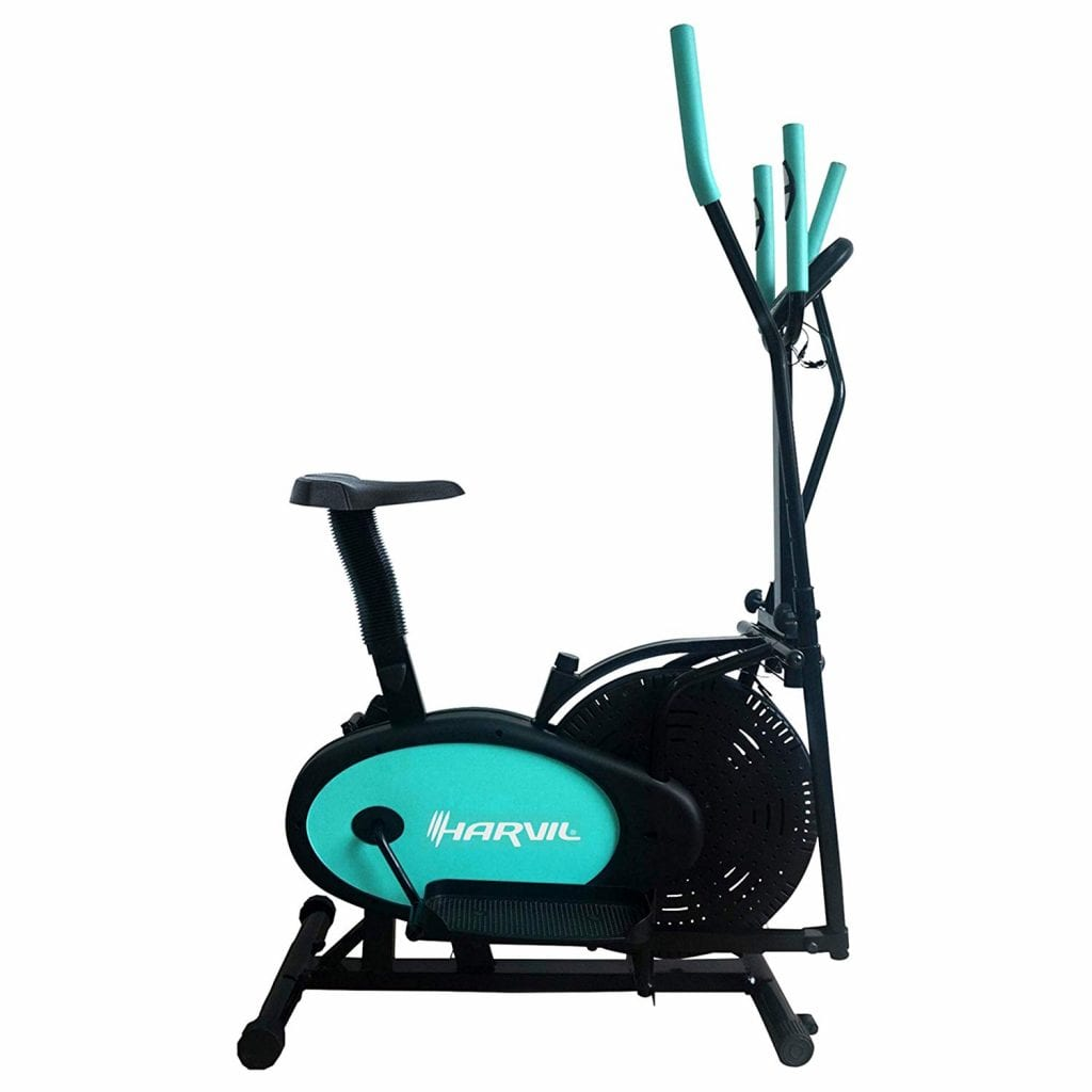 Harvil 2 in 1 Elliptical Machine
