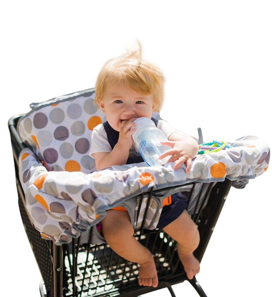 Lumiere Baby Shopping Cart Cover