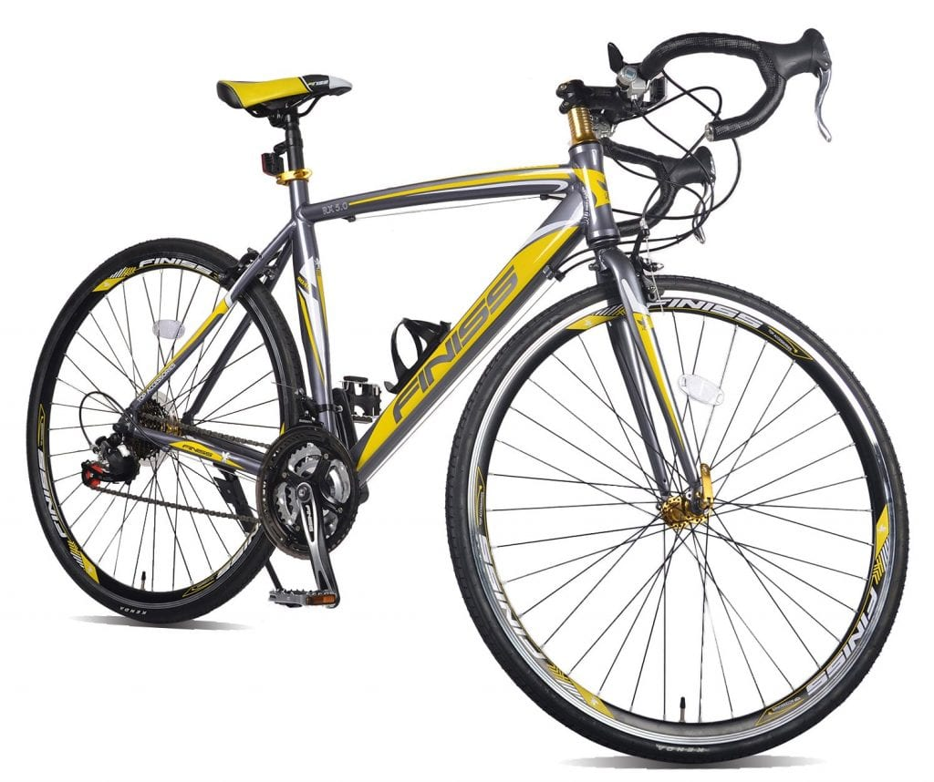 Merax Finiss 21 Speed Road Bicycle