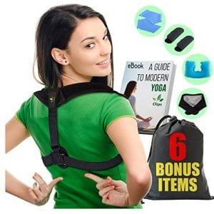 Posture Corrector - Upper Back and Neck Support
