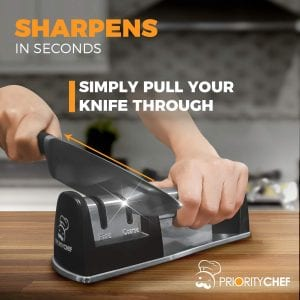 Priority Chef Electric Knife Sharpener