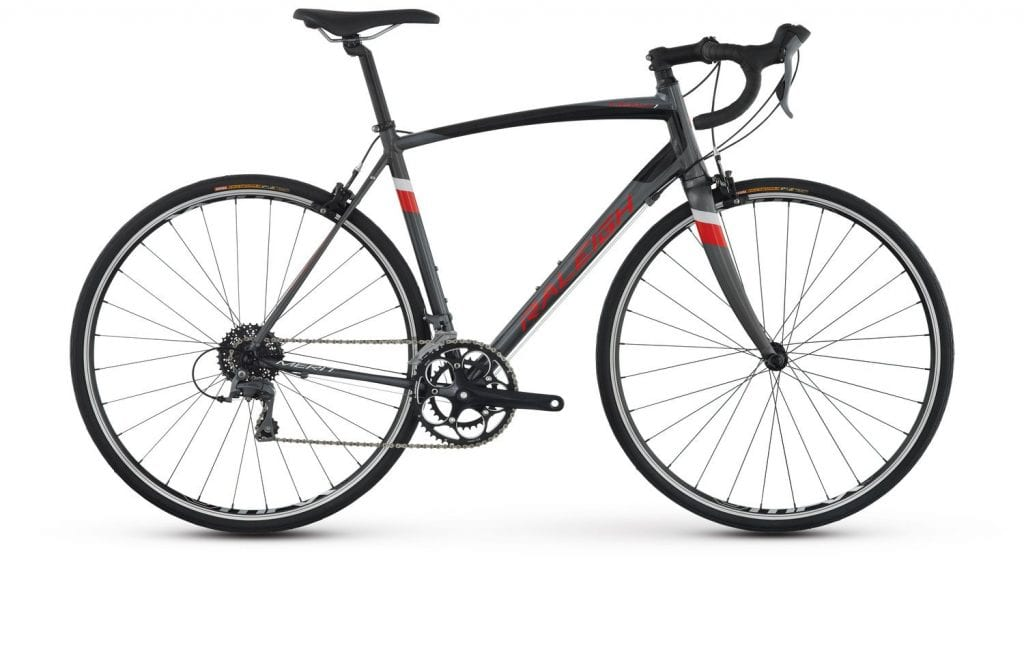 Raleigh Endurance Road Bike
