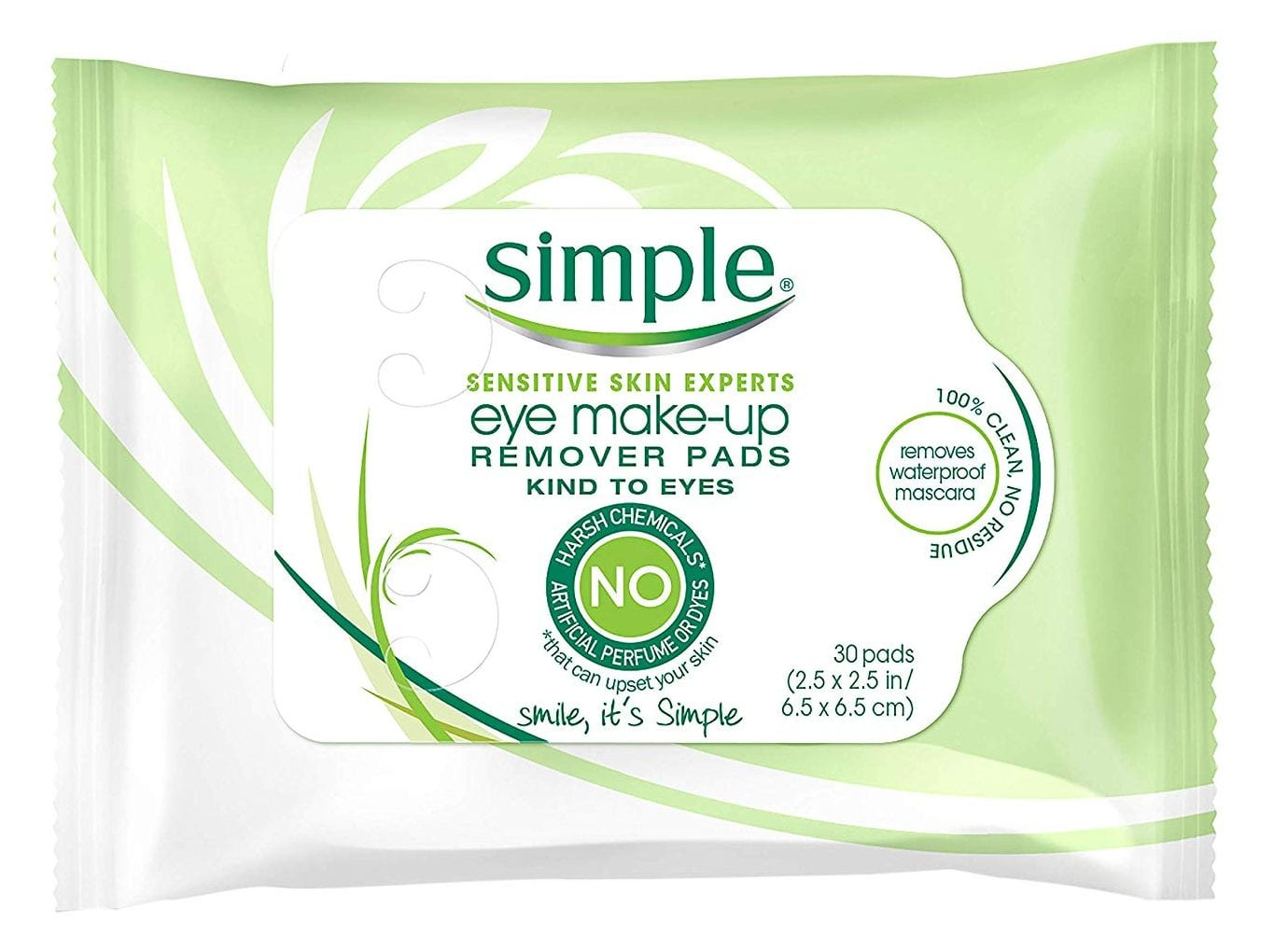 Simple Makeup Remover Pads