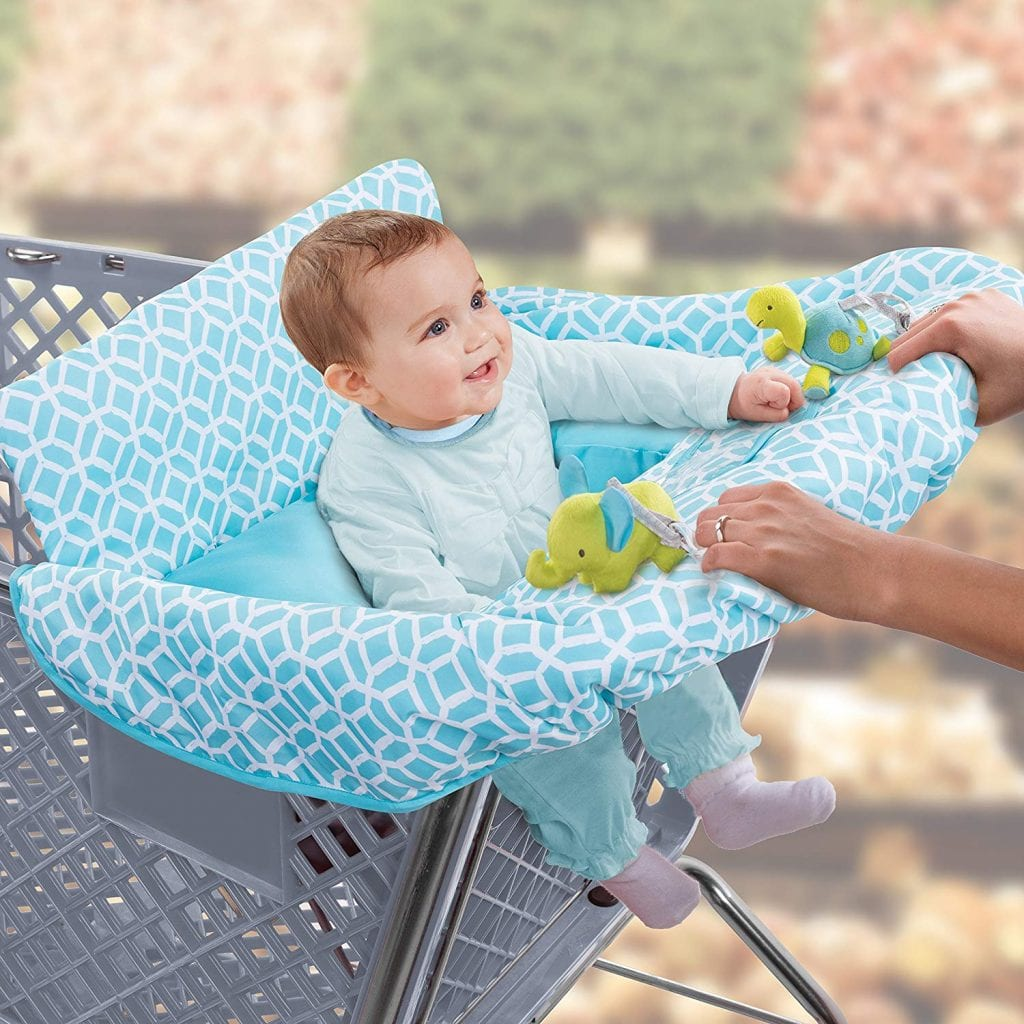 Summer Infant 2-in-1 Cart Cover